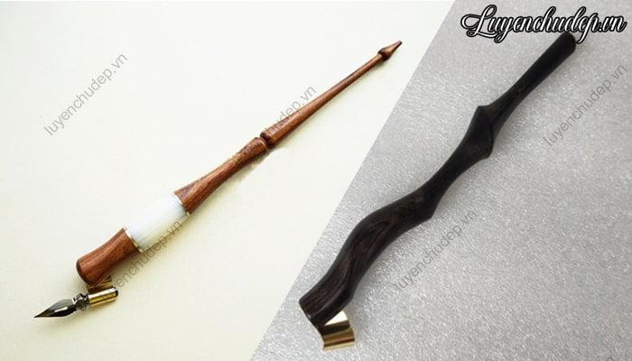 Nhiều loại cán bút gỗ dành người chuyên nghiệp