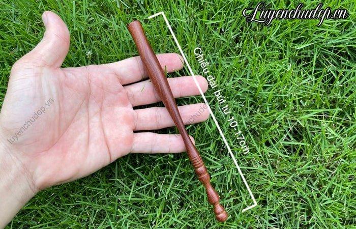 Chiều dài bút quản từ 10-17cm