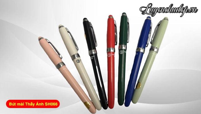 Bút Mài Thầy Ánh SH066 Cho Bé Mầm Non, Lớp 1